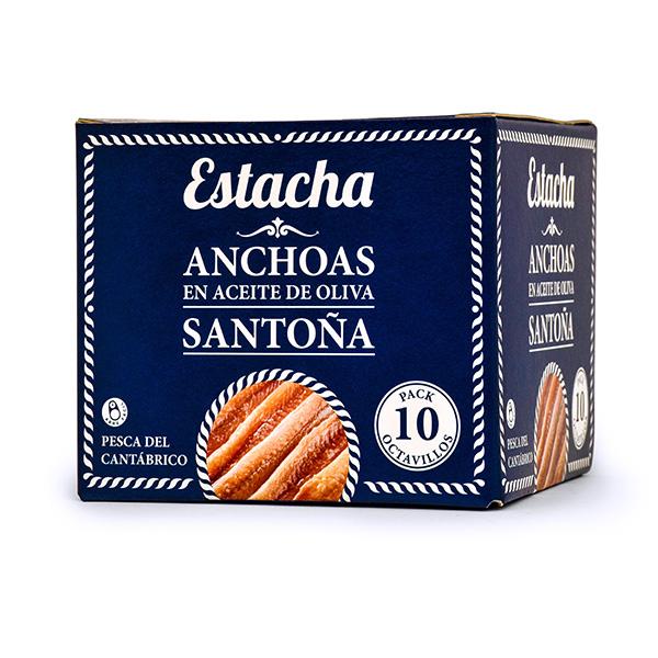 Anchoas de Santoña en promoción - Conservas Estacha