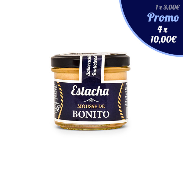 Mousse de Bonito - Conservas Estacha